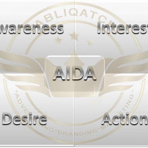 مدل تبلیغاتی AIDA