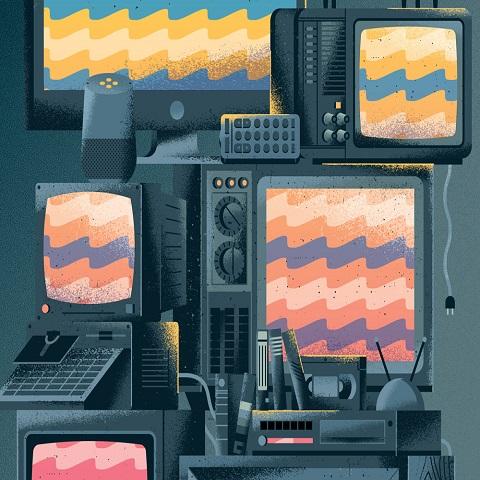 رسانه شناسی و تبلیغات رادیو و تلویزیونی